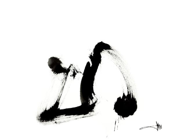 "WW-Paper-BW-16x20""-Zen #6"