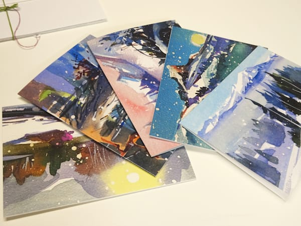 Holiday cards All designs