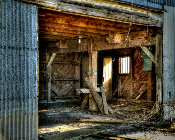 Storied Interior