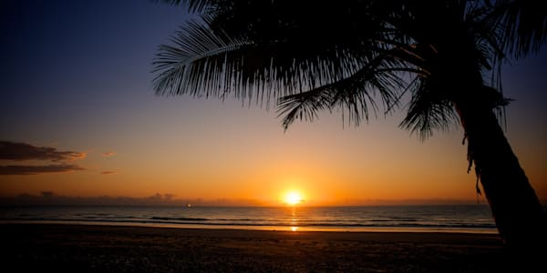 Four Mile Sunrise - Four Mile Beach Port Douglas FNQ QLD Australia