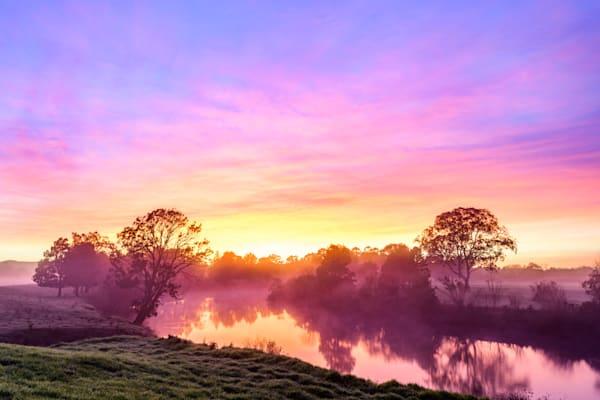 Paterson Pink - Paterson River Woodville NSW Australia
