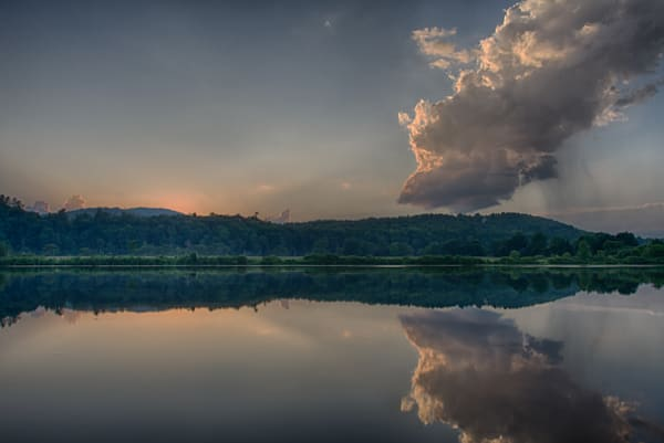 An Evening In Paradise Park   Fine Art Photography   Landscapes, Cloudscapes, Triptychs, Abstracts   Nathan Larson Photography