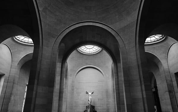 The Winged Victory of Samothrace I