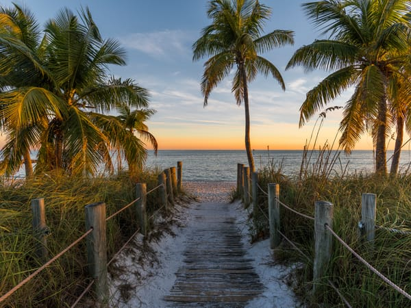 Winter Getaway in Key West