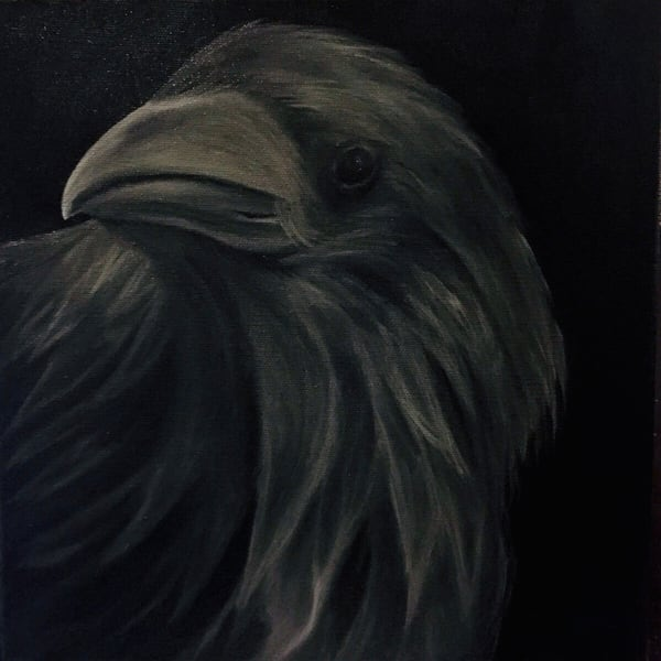 The Black Crow Back In Black