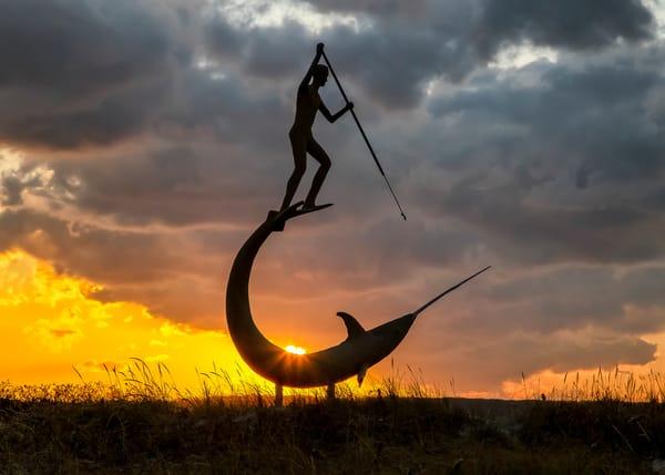 Menemsha Swordfisherman Art | Michael Blanchard Inspirational Photography - Crossroads Gallery
