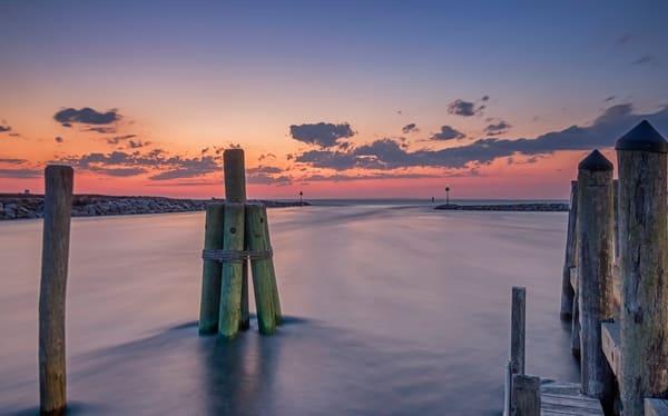 Menemsha Getty Sunset Art | Michael Blanchard Inspirational Photography - Crossroads Gallery