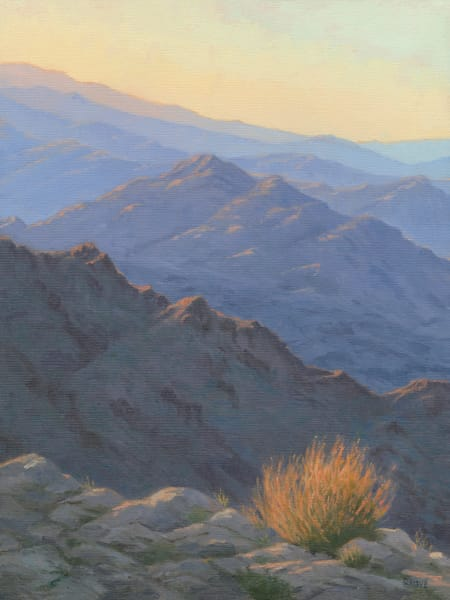 From The Overlook Art | Terry Sauve Fine Art