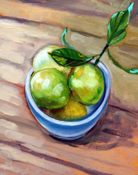 Lemony Fine Art Open Edition Print