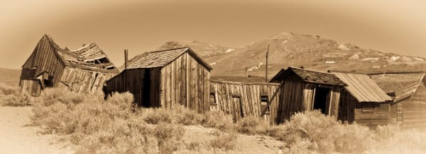 Ghost Town Photography Art | Leiken Photography