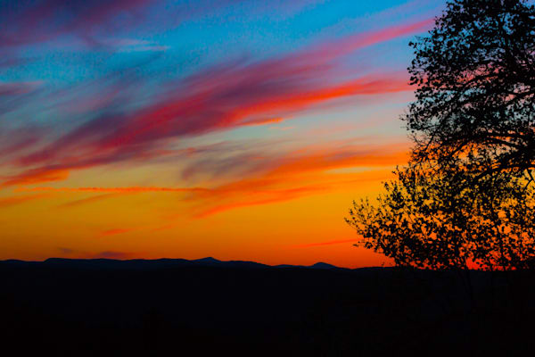 Sunset Silhouette Ii Photography Art | Nathan Larson Photography, LLC