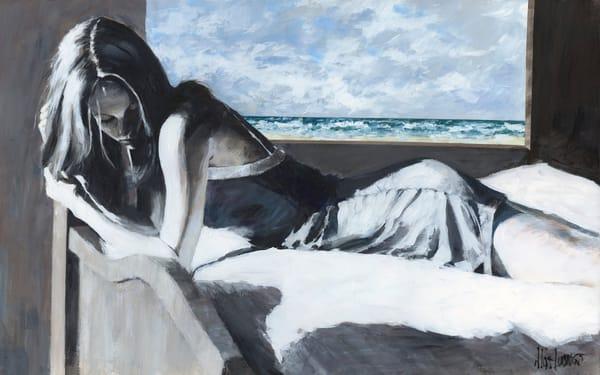 Contemplation by Aldo Luongo
