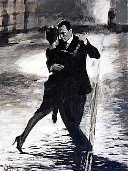 Ultimo Tango by Aldo Luongo