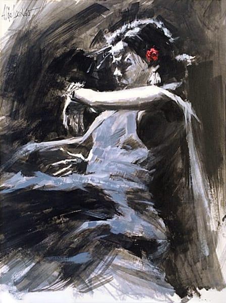Malaguena by Aldo Luongo