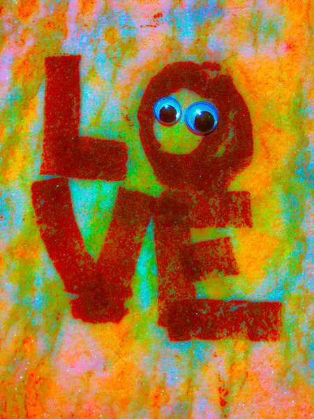 Love Eyes|Fine Art Photography by Todd Breitling
