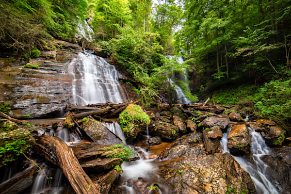 Anna Ruby Falls photography