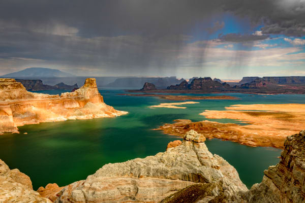 Lake Powell Monsoon