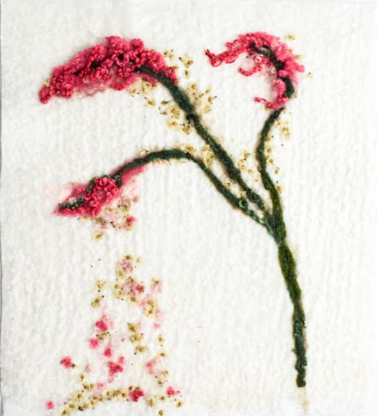 Pink Sephora Original Felted Wall Art