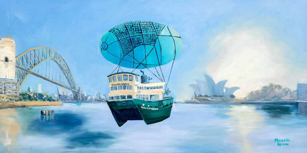 Sydney Harbour - Seaworthy