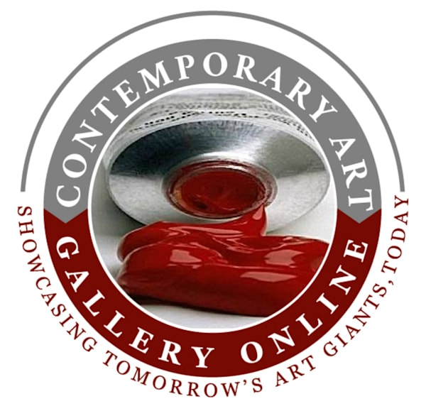 Gift Card:  $200 Valuation | Contemporary Art Gallery Online, Inc.