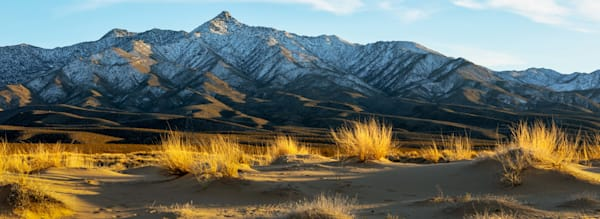 Silver Peak   Mojave National Preserve Photography Art | Will Nourse Photography