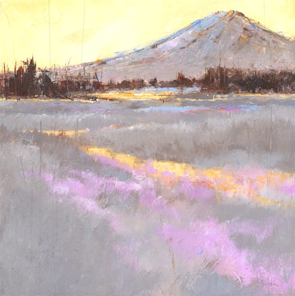 Sarah B Hansen Art - Original Landscape Paintings - Fine Art Prints on Canvas, Paper, Metal, & More