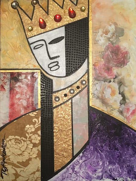 All Hail The King! (Sold) Art | thomaselockhart