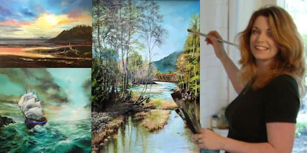 Individual Painting Classes