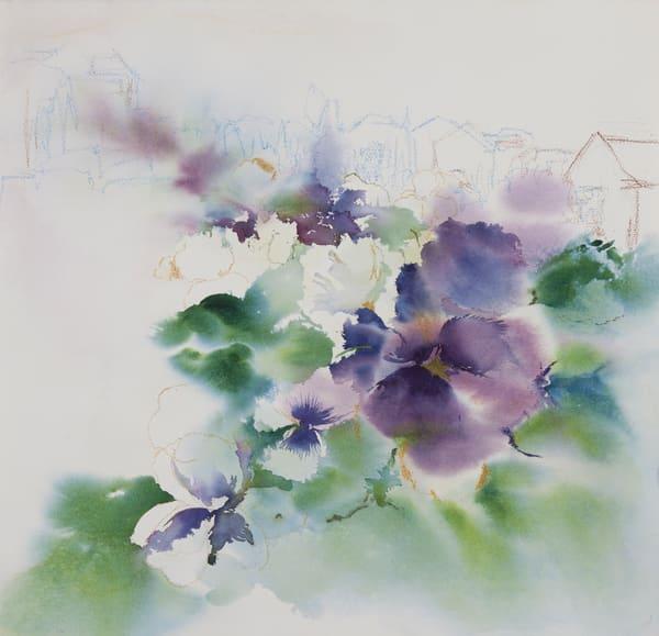 Route des Fleurs-Prints