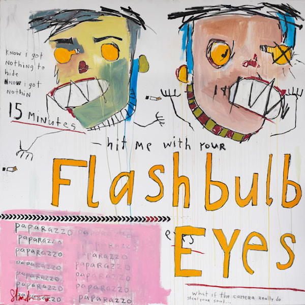 Flashbulb Eyes