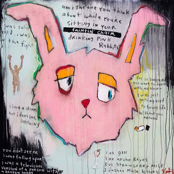 Pink-Rabbits