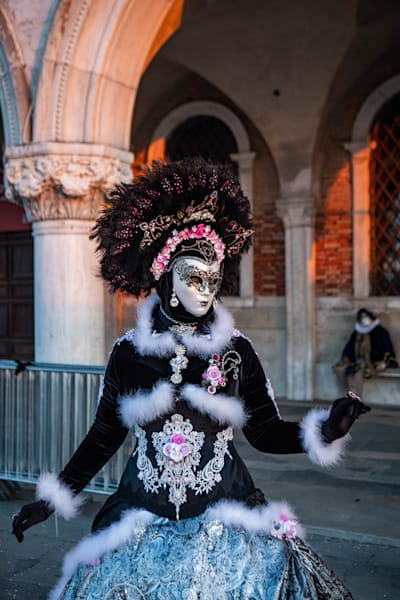 Morning light at Carnevale di Venezia 2019