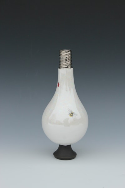 Small Light Bulb Vase