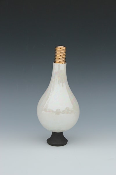 Small Light Bulb Vase | Gerard Ferrari LLC