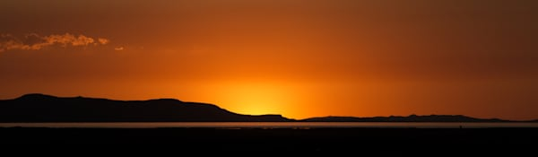 Great Salt Lake Sunset Photography Art | Nathan Larson Photography