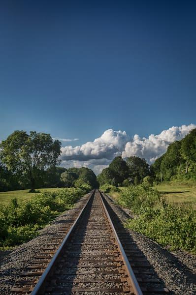 Rails To Windor Vermont Photography Art | Nathan Larson Photography