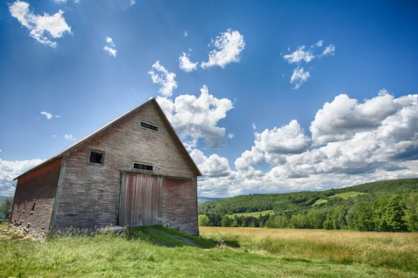 Retired Barn Photography Art | Nathan Larson Photography