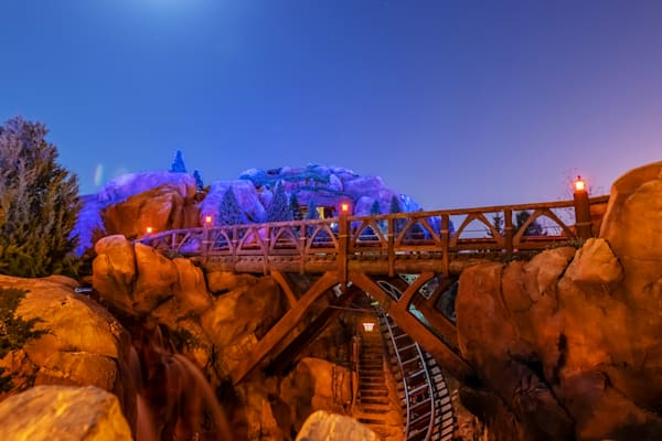 Disney's Mine Train - Disney World Art | William Drew Photography