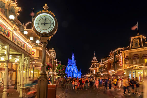 Disney After Midnight - Magic Kingdom Photos | William Drew Photography