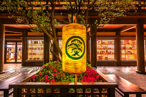 Japan Pavilion at EPCOT - Japan Images | William Drew Photography