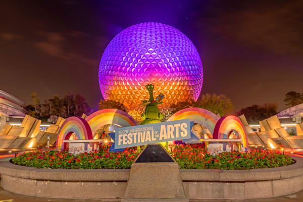 Epcot Festival of the Arts - Disney World Images | William Drew Photography