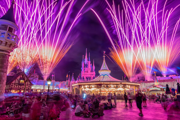 Happily Ever After Fantasyland 1 - Photos of Disney World | William Drew