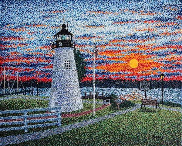 Concord Point Sunrise Surprise