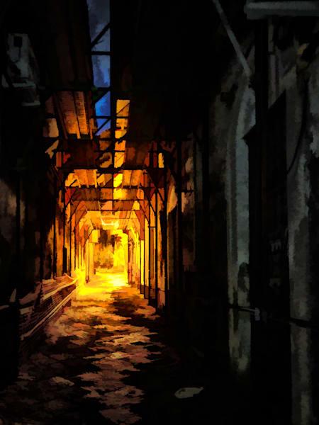 Dante's Alley