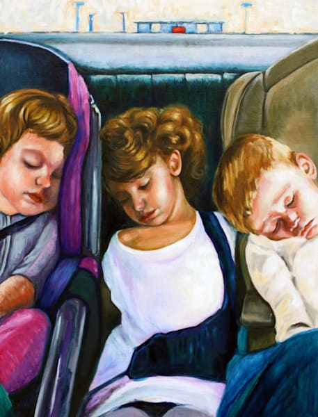 The Road Trip Fine Art Open Edition Print