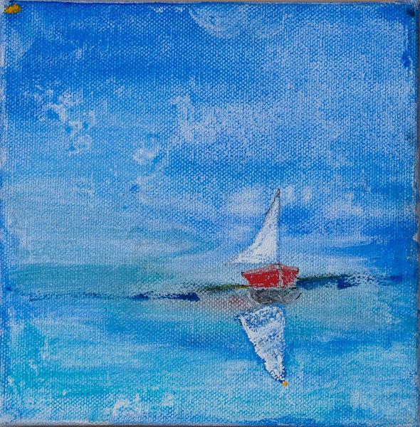 Sailboat Art | Mary Kinzelberg Art
