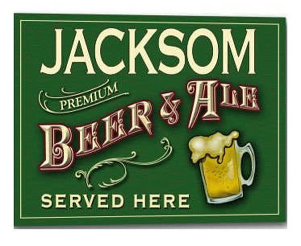 Customizable Premium Beer & Ale Poster