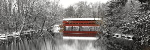 Gettysburg Sachs Covered Bridge