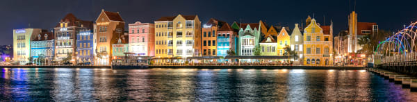 Willemstad and Curacao