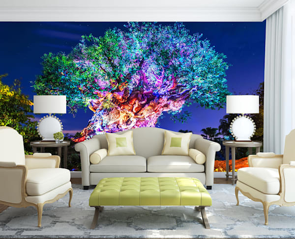 Awakenings - Disney Wall Murals | William Drew